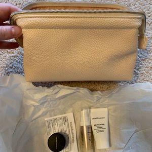 NWT Bareminerals makeup bag Prime Time eyecolor